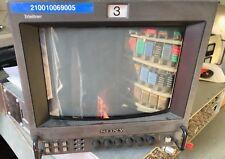 Sony Trinitron Video Monitor Model PVM-9041QM