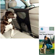 Vehicle Safety Back Seat Pet Gate Barrier Mesh Cage Net SUV Car Dog Adjustable