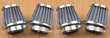 4 Chrome POD Air Filters Honda CB 750 1969 1970 1971 1972 1973 1974 42MM
