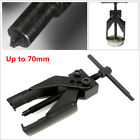 Car Truck 2-jaw Upto 70mm Bearing Disassemble Gear Puller Extractor Remover Tool