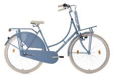 """Damenrad Hollandrad 28"""" Tussaud hellblau 3 Gänge Lastenträger KS Cycling 338H"""