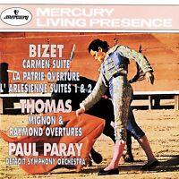 PARAY/DSO - CARMEN-SUITE/+  CD NEU BIZET,GEORGES