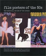 FILM POSTERS OF THE 50'S HARDBACK EDITION NEW UNUSED
