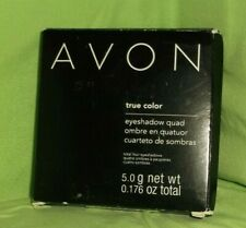 Avon True Color Eyeshadow Quad Urban Skyline