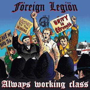 Foreign Legion - Always Working Class [LP][gelb]