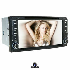 Car Stereo GPS Navi Radio Dash Parts DVD Player Bluetooth Head unit For Toyota