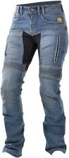 Trilobite Parado schwarz blau Damen Motorradjeans Aramid Jeans mit Protektor