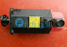 Fanuc AC Servo Motor A06B-0126-B077 Tested Used