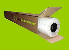 """42/"""" 0,32€//1m 3 Rollen Plotterpapier matt Preprint 90g//qm 1067mm x 50m"""