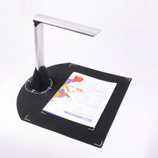 PAS Portable Visualizer ID Card A4 Document Book Photo Cam Scanner 10Mega Pixel