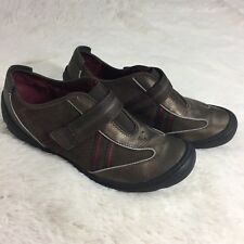 Privo by Clark's Loafers Shoes Metallic Bronze  Womens Sz 8 M Maddy 76251 EUC