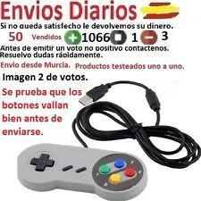 Classic Super Nintendo USB Famicom color SNES SF Controller for Windows PC/Mac