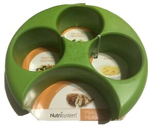 NUTRISYSTEM Meal Measure Portion Control Protein Fruit Vegetable Starch NEW