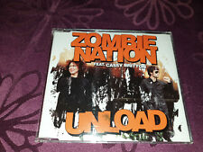 Zombie Nation feat Cassy Britton / Unload - Maxi CD