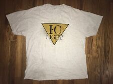 I.C. Light Beer T Shirt Mens Xl Vintage Preowned Pittsburgh Pa Iron City