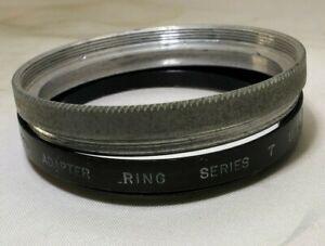 Tiffen 52mm Bis 54mm Step Up 7 VII Filter Halter Adapter Beibehaltung Ring