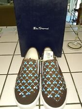 Ben Sherman Shoes * Sneakers * Very Rare Slip Ons! New w/Box