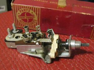 NOS 1955 Studebaker headlight switch..read...