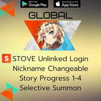 Epic Seven 7 Global Starter Account Little Queen Charlotte + Limited 5* + ML 5*