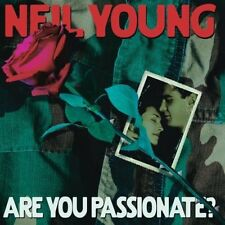 Neil Young Are you passionate? (2002) [CD]