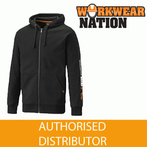 Timberland PRO Honcho Zip Sweatshirt Hoodie - Black
