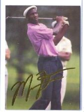 MICHAEL JORDAN 1993 AMERICAN HOLDING COMPANY GOLF CARD #4 OF 5! LTD 10,000!