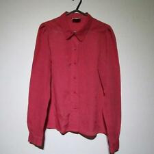 Women's Pins and Needles Red Shirt/Top Size S Stylish Summer/Party/Smart/Casual
