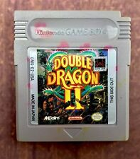 Nintendo Game boy Game Double Dragon 2 Advance Sp Colour Ds Large Cartridge only