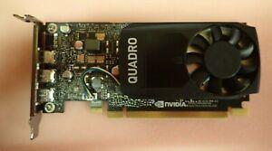 NVIDIA Quadro p400 PCI-E 3.0 x16 2gb GDDR 5 Grafikkarte 900-5g178-2200-000