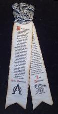 Alpha Legion Pre-Heresy scroll