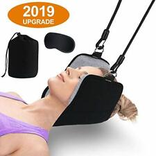 Hammock for Head Neck Pain Relief Premium & Portable Cervical Traction Devices