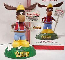HALLMARK 2014 Sorry Folks Wally World's Moose National Lampoon's Vacation  NEW
