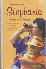 Stephania - Prinzessin im Rollstuhl (226y)