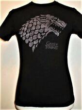 GAME Of THRONES Stark Direwolf Sigil T-shirt