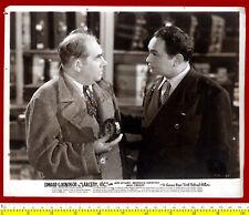 "#31604 EDWARD ROBINSON (right), film ""Larceny Ins"" (1942). Original press photo."