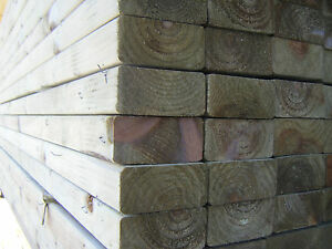 47MM X 100MM TREATED SOFTWOOD JOISTS (4X2) SOLD PER LENGTH