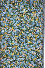 Laurens Flowers II by RJR 4303 3  100% Cotton Fabric  priced by 1/2 yd