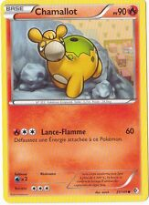 Chamallot - N&B:Frontieres Franchies - 21/149 - Carte Pokemon Neuve Française