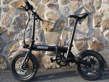 Faltbares Pedelec 16 Zoll Klappfahrrad mit Elektroantrieb ähnlich Qicycle