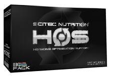 Scitec Nutrition  H.O.S + Pillenbox (DAA PRO+DIABOLICA+EZTRODIM)Hormon-Optimiere