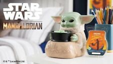 PREORDER The Mandalorian Scentsy Warmer The Child Baby Yoda Grogu WITH SCENT
