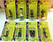 Universal Monsters Series One Little Big Heads Figure Set Sideshow 1998