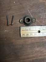 Vintage Columbia Grafonola  PHONOGRAPH Crank Arm Escutcheon