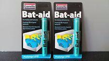 2x Granville Bat-aid Revitalises old batteries & prolongs life of good batteries