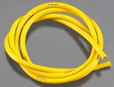 TQ Wire RC Wiring 1136 10 Gauge Wire 3' Yellow