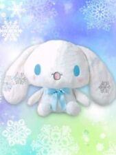 Furyu Cinamoroll Silver Snow BIG Stuffed Plush Open Mouth Version