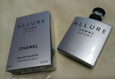 Chanel Allure Homme Sport 3.4oz Men's Eau de Toilette