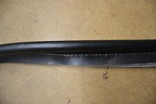 BLACK VINYL CAB PICK UP TRUCK WINDLACE GMC CHEVY CHEVROLET 3/8 INCH CORE