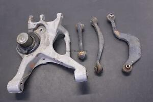 CHEVY TRAVERSE 09 - 17 REAR PASSENGER RIGHT UPPER LOWER CONTROL ARM SET OF 4 OEM
