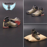 1/6 Soldier Hiking Boots US Military Navy Seal Hollow No feet Shoes F12'' Figure